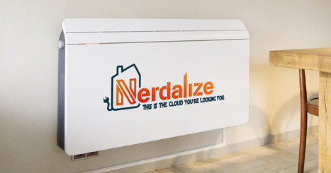 #FF #Nerdalize #tech server heat used to warm houses #renewables #climate | Messenger for mother Earth | Scoop.it