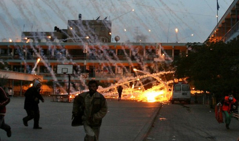CNA: Monsanto fabricó el Fósforo Blanco utilizado en ataques israelíes a Gaza durante la Operación Plomo Fundido | La R-Evolución de ARMAK | Scoop.it