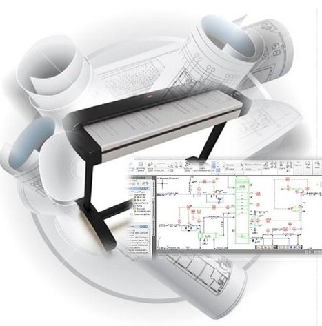How to Scan Paper Drawings to AutoCAD | Cad Cam Services | Scoop.it