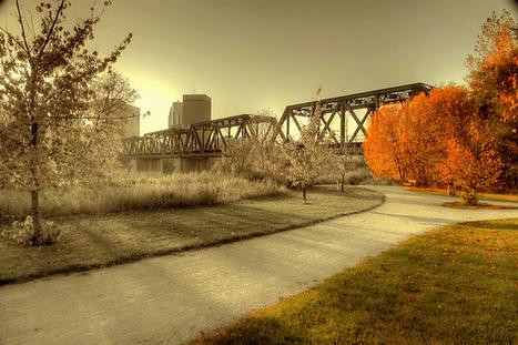 Winnipeg bridge | Springsteen2Winnipeg | Scoop.it