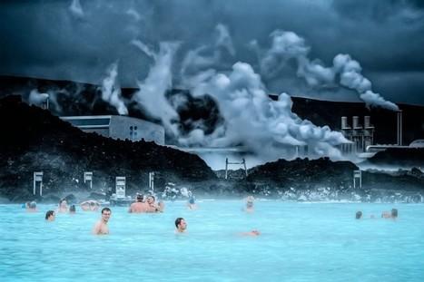 Iceland's Blue Lagoon – Geothermal Pleasure in an Iced Frame | Horn APHuG | Scoop.it