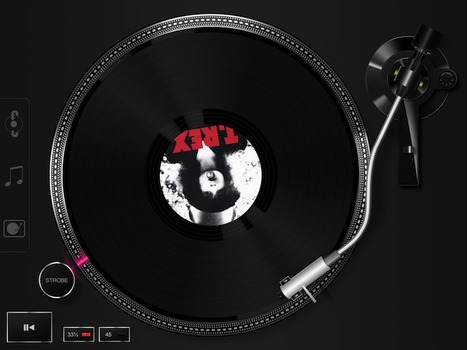 Listen To Your Music Downloads On A Virtual Turntable With Vinyl Tap   Winning The Internet   Scoop.it