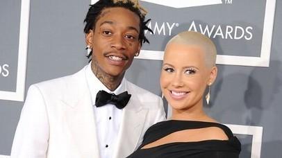 Wiz Khalifa, Amber Rose Welcome Baby Boy | Hip-Hop Celebrity News | Scoop.it