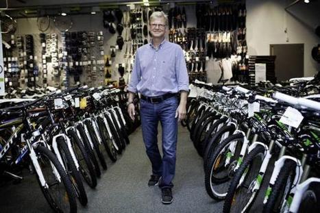 Adm.dir. i XXL mektigst i sportsbransjen | Retail-Tech | Scoop.it
