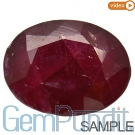 Buy Ruby Stone Online At Best Prices In Carats, Natural Loose Ruby Gemstone. | GemPundit | Scoop.it