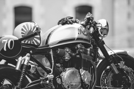 Inazumanx Suzuki GSX1200 | Cafe Racers | Scoop.it
