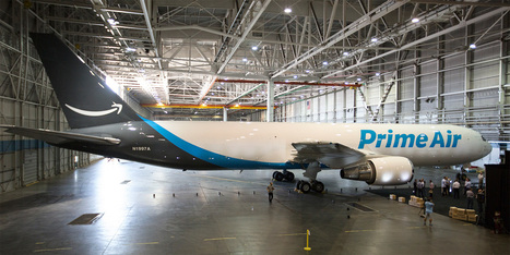 Amazon Now Has Its Own Cargo Planes For Quicker Delivery  | ECOMMERCE | Scoop.it