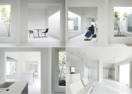 Is This the World's Most Assertively Minimalist Dental Office? | Dental Office Design | Scoop.it
