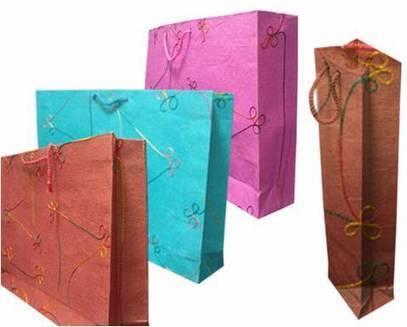 Popular Types of Handmade Paper Bags | OZ Square | Scoop.it