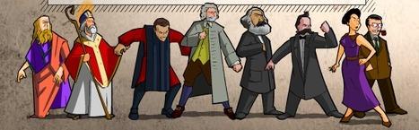 Videojuego para aprender Filosofía: Filosofighters - Superinteressante | JEEV | Scoop.it