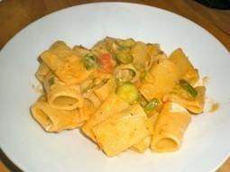 La cucina degli avanzi nel frigorifero: pasta con pomodoro, zucchine ...   Pasta   Scoop.it