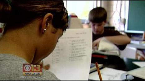 Baltimore County Teachers Air Grievance With The 'Common Core' Curriculum - CBS Local | Core curriculum | Scoop.it