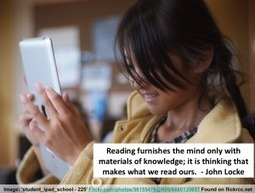 Once Upon a Device: 20 Reading Activities & Apps : Teacher Reboot Camp | education k-12 | Scoop.it