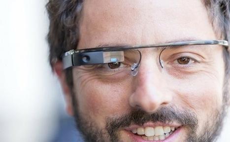 Du nouveau pour les Google Glass | Emerging ebusiness trends | Scoop.it
