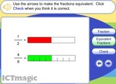 Fraction Reader | Math lesson ideas | Scoop.it