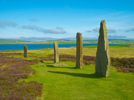 Neolithic Stone Circle Discovered Beneath the Sea? | World Neolithic | Scoop.it