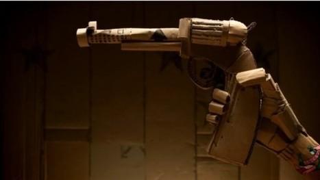Cardboard Funfair - Duck Shoot, és un stop-motion dels que dispara ...   Animació amb Stop Motion   Scoop.it