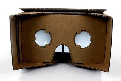 Google's 3D Headset: Cardboard | 3D Virtual-Real Worlds: Ed Tech | Scoop.it