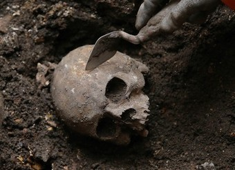 London Dig Uncovers Roman-Era Skulls   Classics in the news   Scoop.it