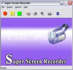 Super Screen Recorder gratis downloaden | ICTeach | Scoop.it