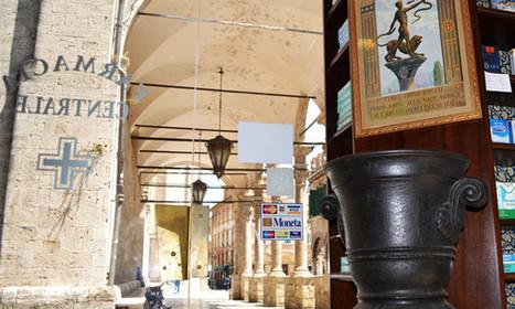 La Premiata Farmacia Centrale dr. Rosati in Ascoli Piceno | Le Marche un'altra Italia | Scoop.it