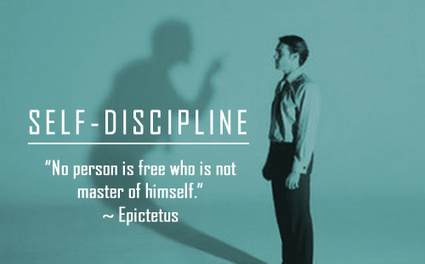 HOW'S YOUR SELF-DISCIPLINE? | Culturational Chemistry™ | Scoop.it