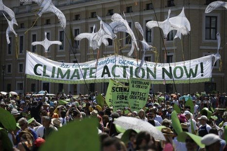 Pope Francis, science and government are reframing climate change | Climate change challenges | Scoop.it