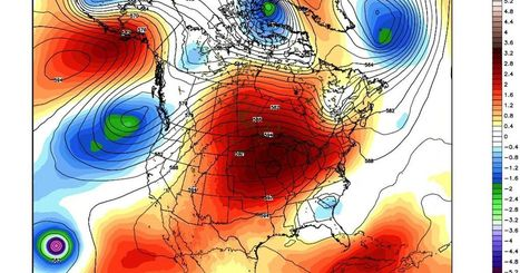 A massive heat wave will envelop the U.S. next week | Upsetment | Scoop.it