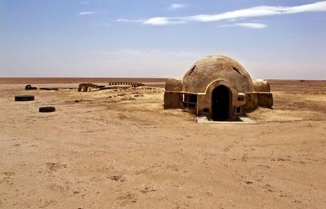 Tataouine, décor de «Star Wars», serait devenue une base djihadiste | IMMOBILIER 2015 | Scoop.it