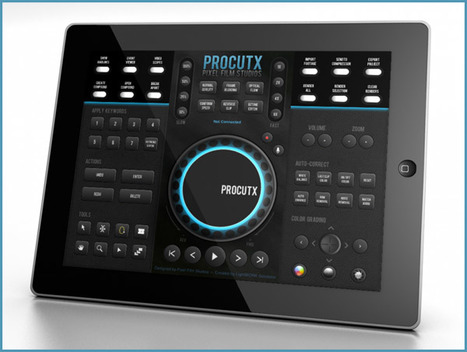 MacRumors: ProCutX App to Streamline Final Cut Pro X Editing From Your iPad | Video | Scoop.it