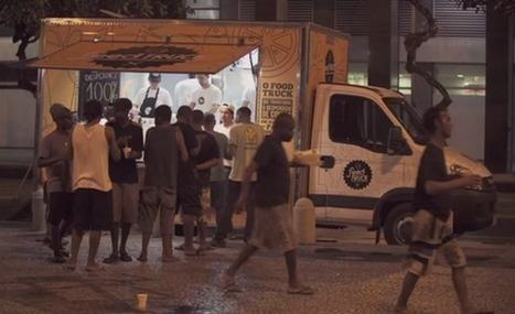 Feed Truck : offrir des plats cuisinés aux SDF tout en réduisant le gaspillage alimentaire   Association solidaire, aide alimentaire , aide aux personnes en difficulté   Scoop.it