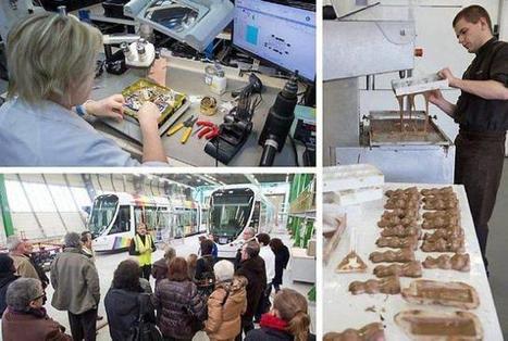 Made in Angers. 144 entreprises dévoilent leurs petits secrets   Economie touristique   Scoop.it