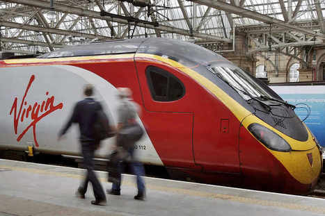 Chance for a Shropshire to London rail link has never been better - shropshirestar.com | Franchise For sale | Scoop.it