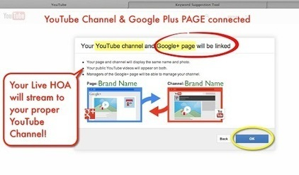 Ronnie Bincer - Google+ - Google Plus PAGE and YouTube Channel Connection! If you… | Evolution et développement | Scoop.it