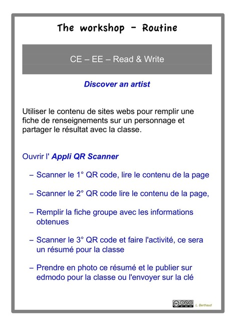 Réalité enrichie et réalité augmentée | Games -- Learning and Teaching | Scoop.it