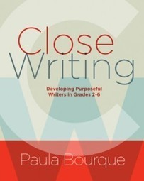 Blogstitute 2016: Getting Started with Close Writing - The Stenhouse Blog | Cool School Ideas | Scoop.it