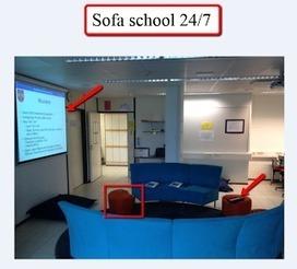 Leadership Think Tank: Sofa school 24/7 ?   ESL Program management   Scoop.it