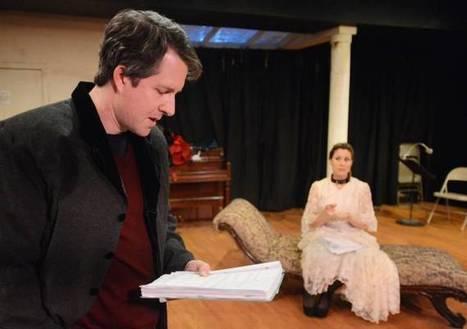 Actors dominate in seductive 'Venus in Fur' at Fort Worth's Circle Theatre - Dallas Morning News   Acting Training   Scoop.it