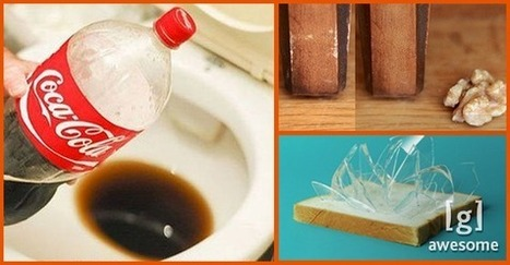 14 Life Hacks to Simplify Cleaning Your House | Funny and just cuz | Scoop.it