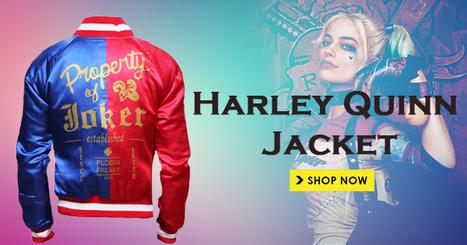 Harley Property Of Joker Jacket | celebrities Leather Jackets | Scoop.it