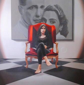 Club del Arte Latino: Cuadros de pintura figurativa | Dibujo y pintura | Scoop.it
