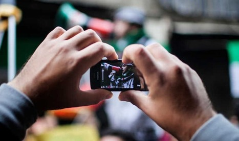 How to Safely use your Phone at a Protest | Mobile Business News | Scoop.it