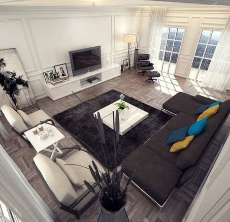 Interior Design Lovers, Home Interior Design, Modern Home   Decorating Ideas - Home Design Ideas   Scoop.it