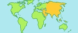 Asia: Population Statistics & Maps of the Major Cities, Agglomerations & Administrative Divisions for all Countries in Asia | Year 6 Geography: Asia demographics | Scoop.it