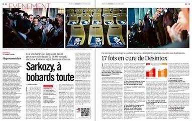 Les profs travaillent deux jours par semaine : l'affirmation grotesque de Sarkozy pour augmenter leur temps de travail | Tout et rien | Scoop.it