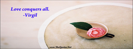 Facebook Cover Image - Conquers - TheQuotes.Net | Facebook Cover Photos | Scoop.it