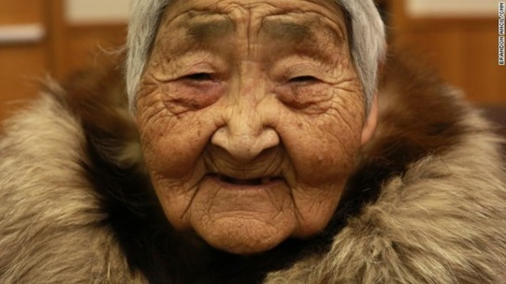 This 104-year-old started a secret women's shelter; help her change Alaska | Herstory | Scoop.it