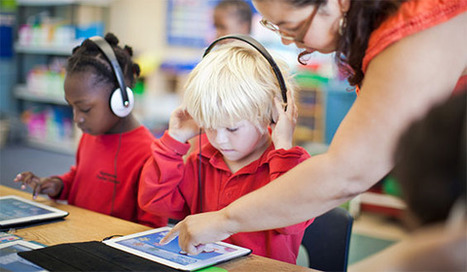 Report: Mobile Technology Boosts Learning, Engages Students, Teachers | Each One Teach One, Each One Reach One | Scoop.it