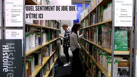 Top 10 des signes que t'es en fac d'Histoire (et que tu passes ta vie à la bibliothèque) | Brèves de bibliothèque(S) | Scoop.it