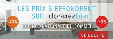 DormezBien.Fr - Matelas sur mesure, découpe de mousse, matelas bébé, surmatelas. Prix d'usine | Web design & développement iOS | Scoop.it